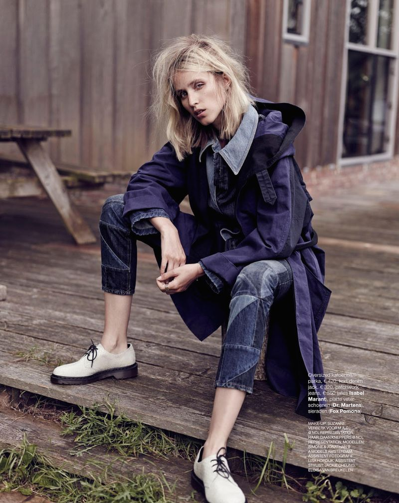 Ladylike Cottaging Editorials