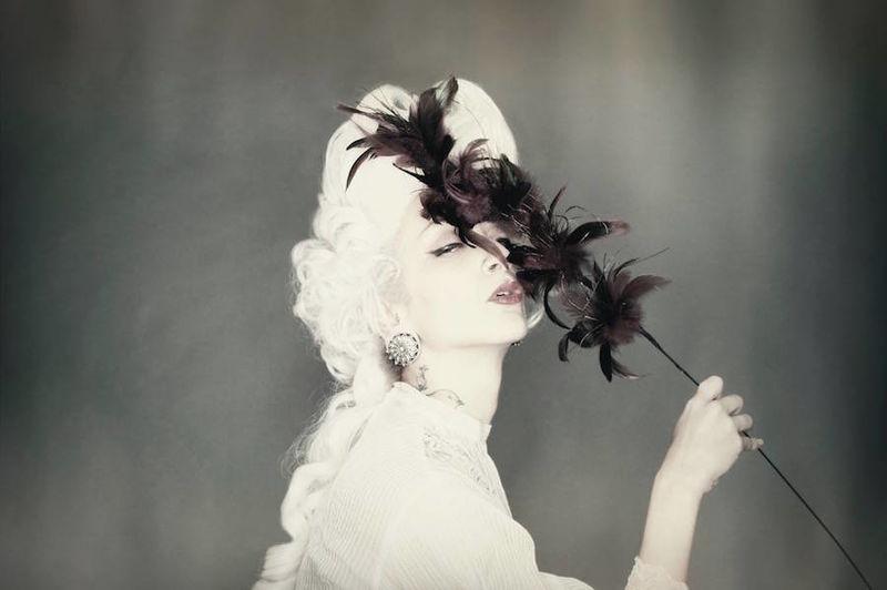 Revitalized Queen Portraiture