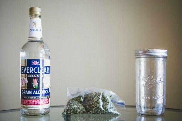 DIY Cannabis Cocktails