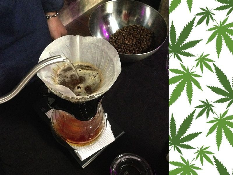 Marijuana-Infused Coffee Pods
