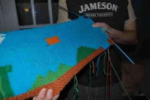 Knitting for Geeky Gamers