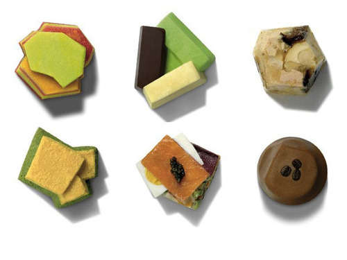 Miniature Edible Furniture