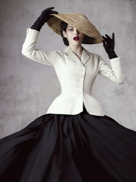Marion Cotillard for Dior Magazine