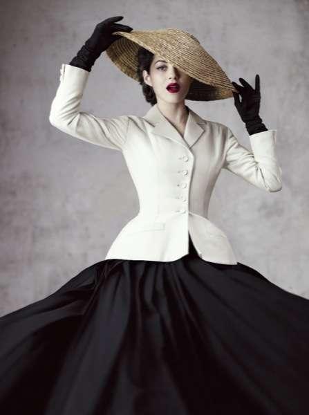 Elegant Dame Editorials