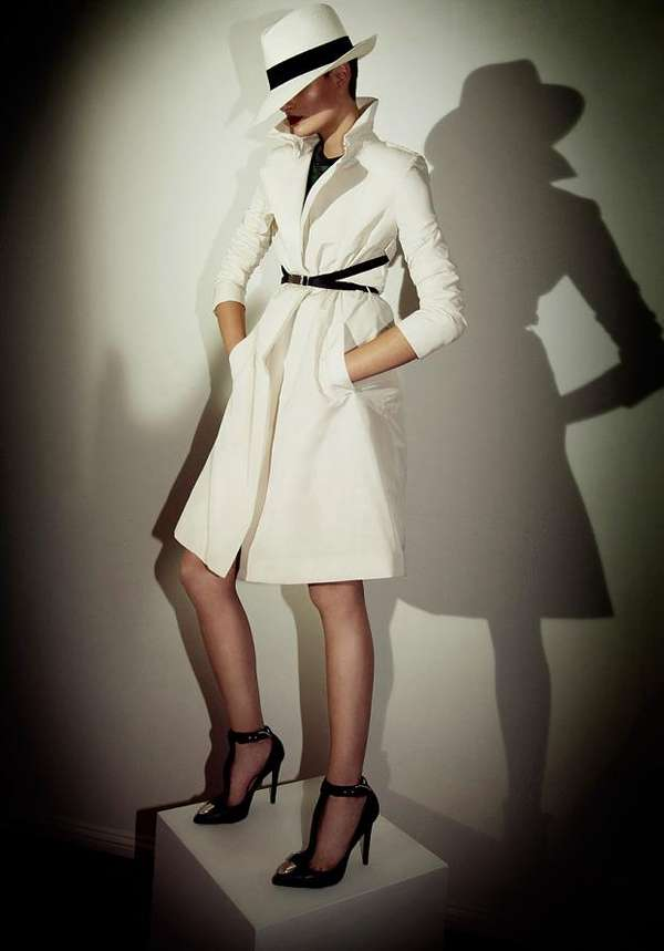 Marios Schwab Resort 2013