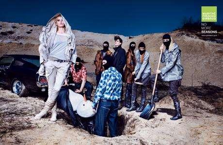 Burying Snowmen