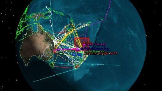 Maritime Monitoring Satellites