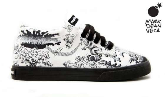 Toony Tattoo Kicks