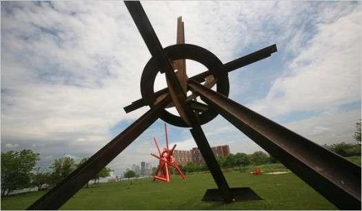 Industrial Sculpture Gardens