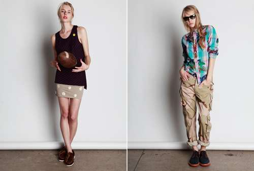 Mark McNairy SS12 Women