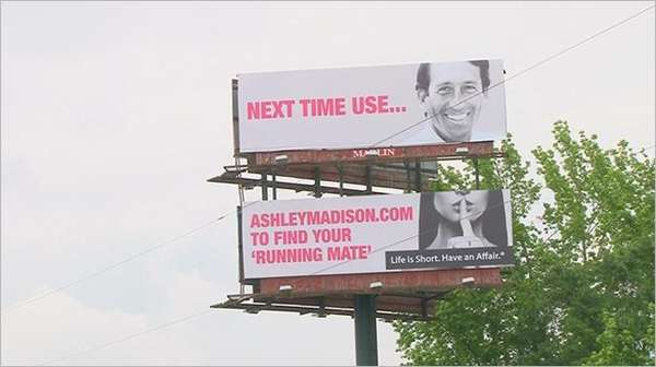 Ex-Governor Exploiting Billboards