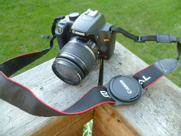 Camera-Securing Accessories