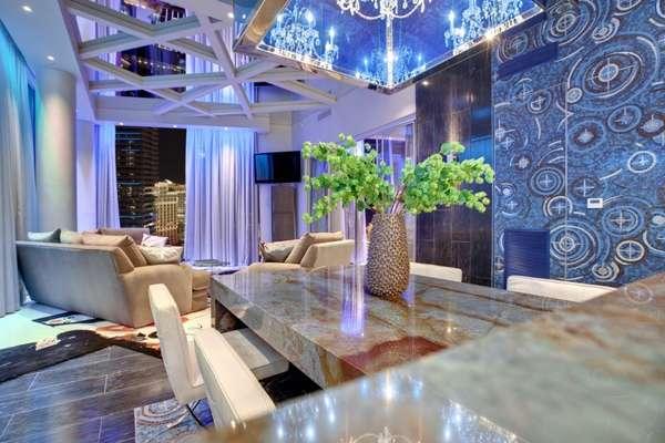 Boldly Modern Interiors