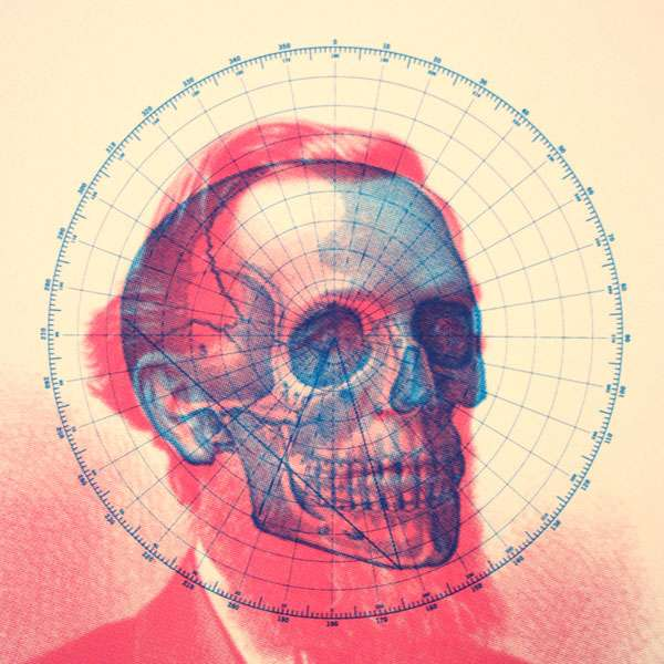 Trippy Anatomical Collages