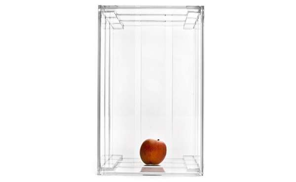 Clear Multipurpose Crates