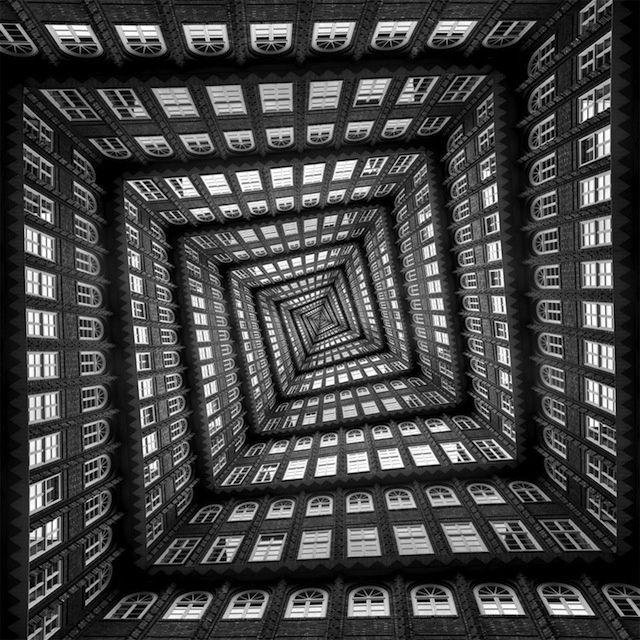 Hypnotic Architectural Photography