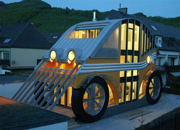 Eco Car Architecture