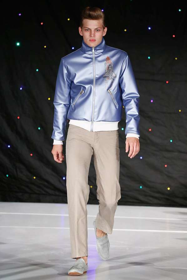 Metallic Space Cadet Catwalks