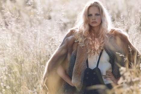 Sun-Splashed Fashiontography