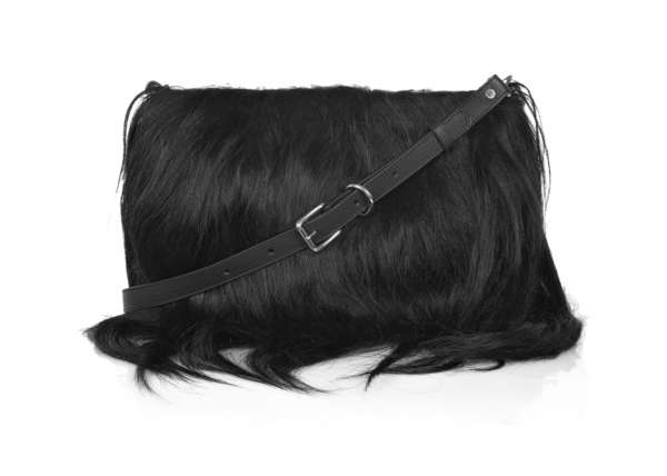 Marni Goat Hair Leather Bag