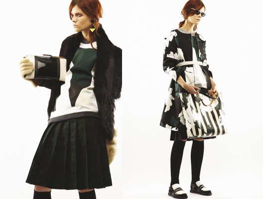 Contemporary Geometric Womenswear