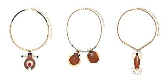 marni wooden jewelry