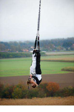 Bungee Jumping Marriages