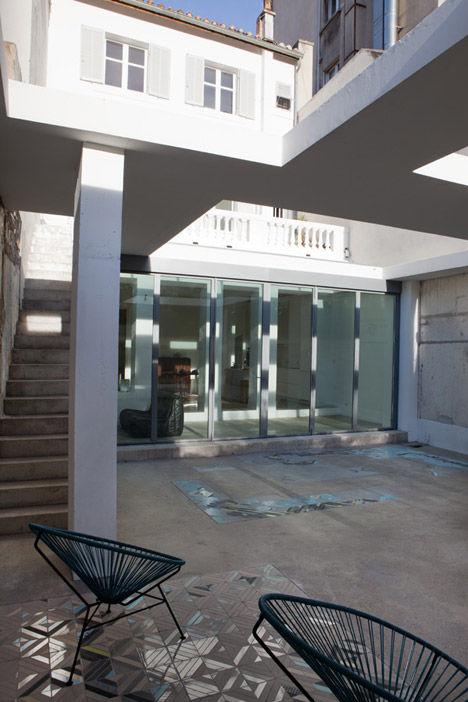 Concrete Garden Sanctuaries