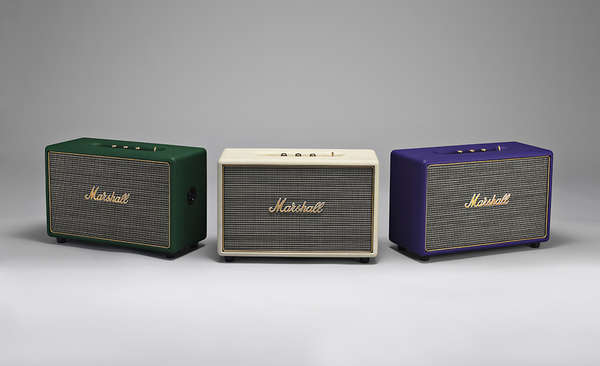 Marshall Limited Edition Speakers