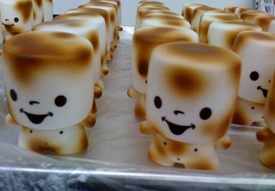 Cutesy Confection Figurines