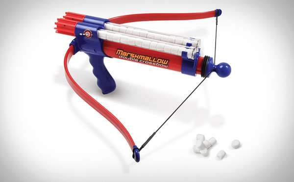 Marshmallow Double Crossbow