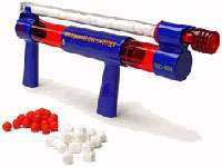 Marshmallow Shooter Makes Revenge Sweet