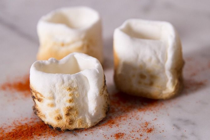 Spicy Marshmallow Shooters