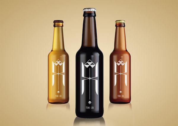 Sacred Beer Branding