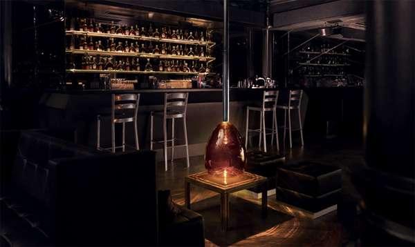 Liquor-Inspired Lighting