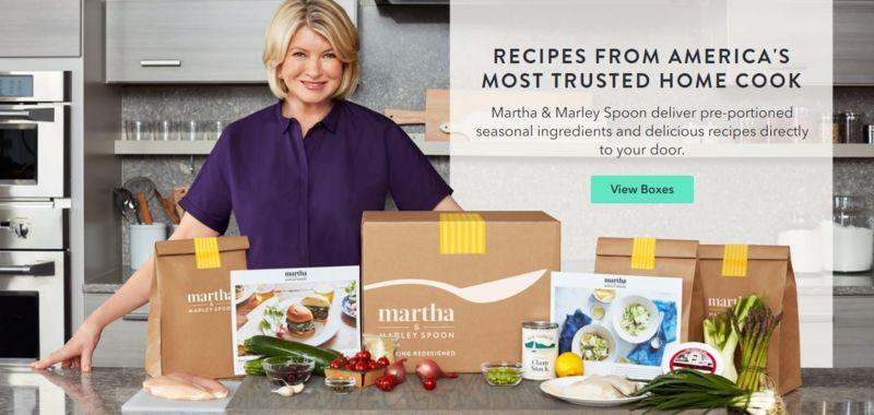 Celebrity-Branded Meal Kits