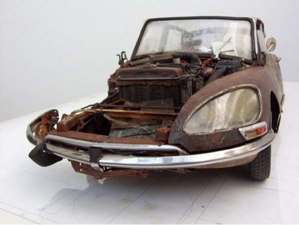 Decrepit Car Models