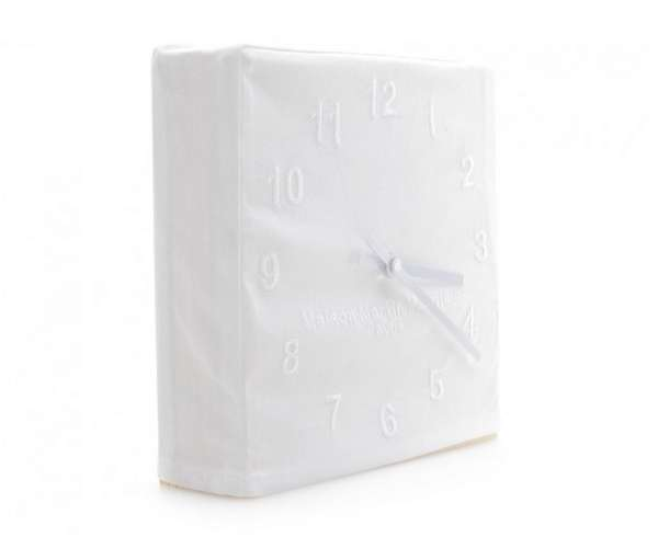 Martin Margiela Embroidered Clock