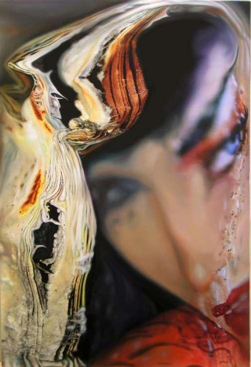 Decomposing Paintings