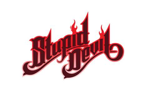 Devilish Dashing Calligraphy