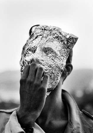 Aluminum Foil Masks