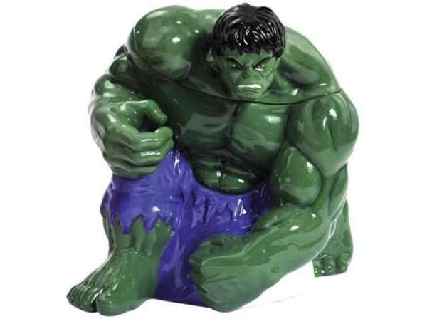 Marvel cookie jar