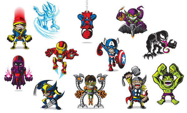 marvel mini