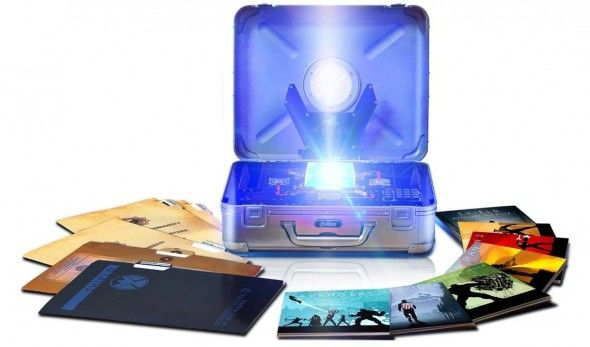 Collectible Superhero Film Packs