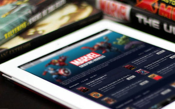 Comic Book Archive Apps