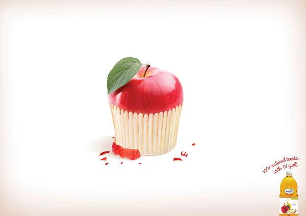 Deceptive Fruit Dessert Ads