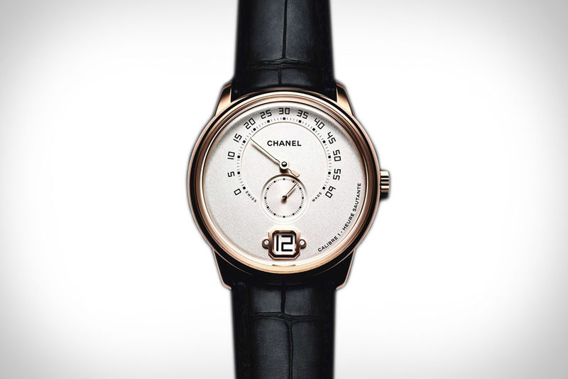 Couture Masculine Timepieces