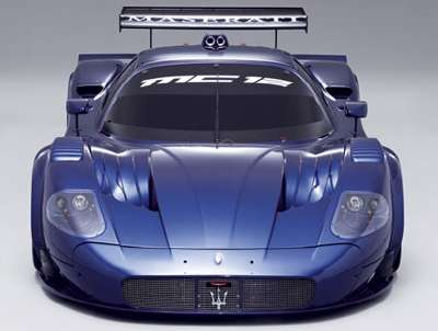 Maserati MC12 Corsa Million-Euro Racecar