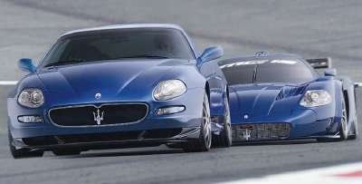 Maserati Opens a North American Driving School