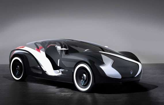Layered Luxury Vehicles